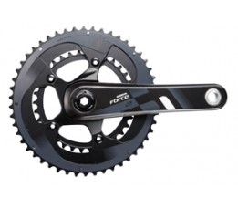 Sram Crank R+l  Force 22 Exogram 50-34 Td 172.5mm 11speed Exclusief Lagers