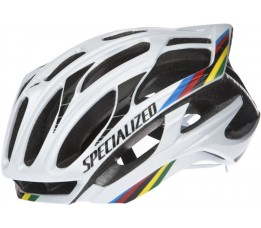 S-works Prevail Team Helm Helm Race Specialized S-works Prevail Team World Champion Maat M