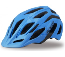 Specialized Helm  Tactic Neon Blauw M