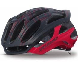 Specialized Helm  S-works Prevail Black/red Team M