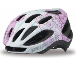 Specialized Helm  Flash Pink Clouds Youth