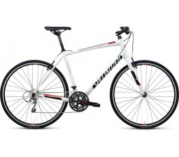 Specialized Sirrus Elite Int, White/black/red
