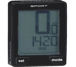 Specialized Fietscomputer  Speedzone Sport Wireless Black