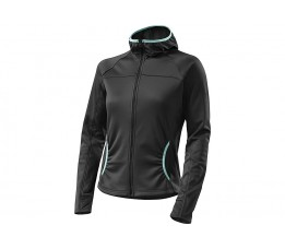 Specialized Shirt Lange Mouw Dames Therminal Mountains Carbon/teal L