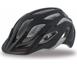 Specialized Helm Mtb Dames Specialized Andorra Black/pink L