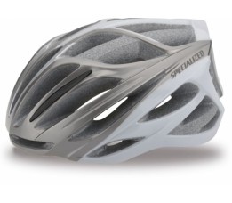 Specialized Helm Aspire Dames White/silver  S