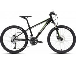 Specialized Hotrock 24 Xc Disc, Black/green/white