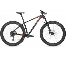 Specialized Fuse Expert 6 Fattie, Black/red/white