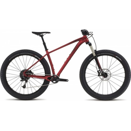 Specialized Fuse Comp 6 Fattie, Candy Red/black