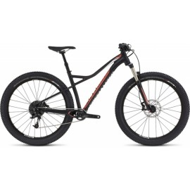 Specialized Ruze Comp 6 Fattie, Black/coral/white