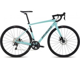 Specialized Diverge Men E5 Comp, Light Turquoise/tarmac Black