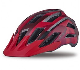 Specialized Helm  Tactic 3  Red Fractal M 55-59cm
