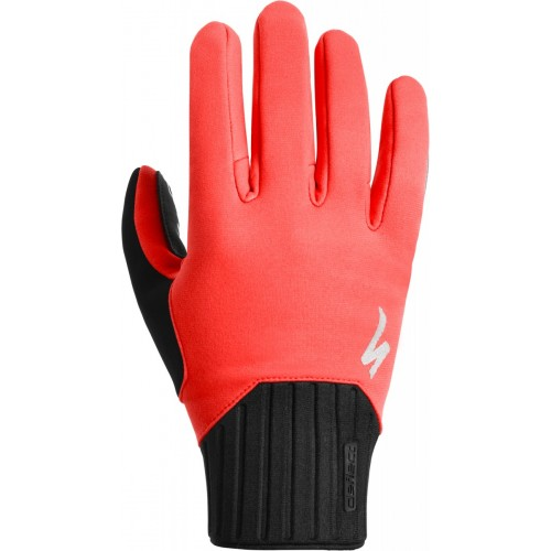 Specialized Handschoen Deflect  Lf Rocket/red Xl