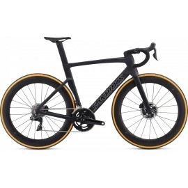 Specialized S-works Venge Di2, Blk/silhgl