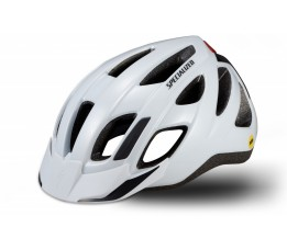 Specialized Centro Led Helm Met Mips Wit