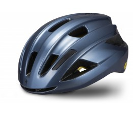 Specialized Helm Align Met Mips Gloss Cast Blue Metallic/black Reflective S/m