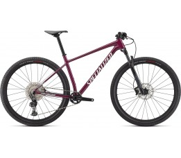 Specialized Chisel, Raspberry/white
