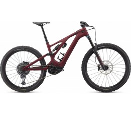 Specialized Levo Expert Carbon, Maroon/black