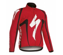 Specialized Jack Racing Partial Jacket Red/black/white M