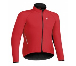 Specialized Jack Solid Partial Jacket Red L