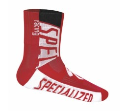 Specialized Fietssok  Authentic Team Red/white L