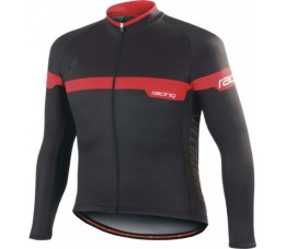 Specialized Shirt Lange Mouw Element Team Expert Black/red Xl