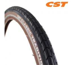 Cst ##28x1.75x2 Classic Tradition 570789 Zwart/bruin R