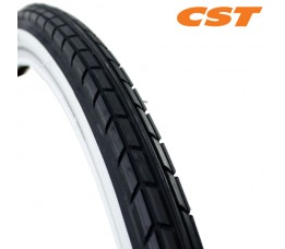 Cst 28x1.75x2 Classic Tradition Zwart/wit Rs 570541 Cs