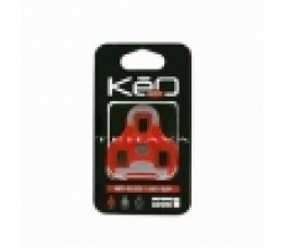 Look Schoenplaatjes Look Keo Grip Red