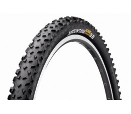 Continental Buitenband Atb Co Mountain King 29x2.2 Zwart