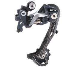 Shimano Derailleur Achter Xtr M972 9-sp Gs Top Normal Shadow Carbon
