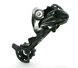 Shimano Achterderailleur Deore M591 9-sp Sgs Zwart Top-normal