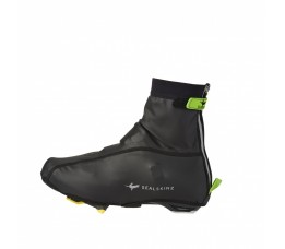 Sealskinz Overschoen  Lightweight Black Ss-m
