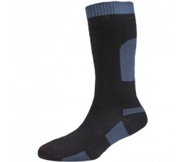 Sealskinz Sok Sealskin Mid Weight Mid Lenght Sock-dft Ss-xl