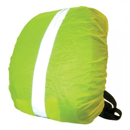 Wowow Reflex Rugzakhoes Geel Bag Cover