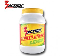 3-action Sports Drink Lemon 1kg