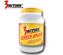 3 Action Sports Drink Orange 3-action 1kg
