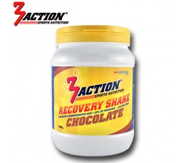 3-action 3 Action Recovery Shake 500gr - Choco