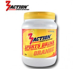 3 Action Sports Drink  500gr - Orange