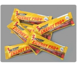 3-action 3 Action Energy Pro+ 30gr Choco-strawberry-yoghurt