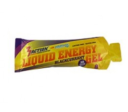 3 Action Liquid Energy Gel Blackcurrant