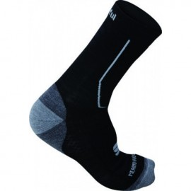 Sok Sportful Merino wool 16 black M/L 40/43