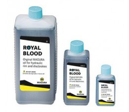 Magura Olie Mag Rem Royal Blood Hydraulic 100ml