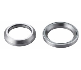 Bbb Headset Replacement Taperedset Bearings Set 1.1/8'-1.1/4' 41.8-46.8 Zwart