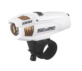 Bbb Koplamp  Strike Wit 500 L Bls-72