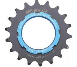 "Bbb Bcr-70e E-bike Sprocket 18 Teeth Cr Matt Ed 3/32""x18t"