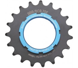 "Bbb Bcr-70e E-bike Sprocket 19 Teeth Cr Matt Ed 3/32""x19t"