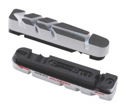 Bbb Bbs-29 Remblokken Carbstop Cartridge 4 In 1 Grijs