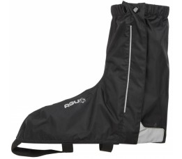 Agu Bike Boots Reflection Kort Zwart Xl (44/45)