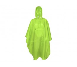 Fastrider Poncho  Basic Lime One Size